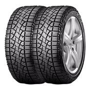 Combo X2 Neumaticos Pirelli 235/75 R15 S-atr 110s Cuotas