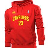 Blusa Moleton Canguru Cleveland Cavaliers Nba Basquete !!