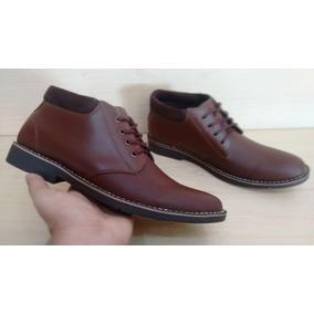 Cuero Botas Hombre Zapatos Libre Mercado En Colombia Chocolate 8v5xOv