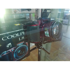 Cámara Semi Profesional Nikon L810