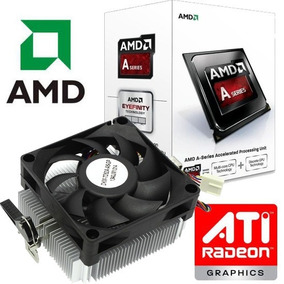 Kit Actualizacion Amd A4 6300 + 4gb Ddr3 + Mother Msi A68