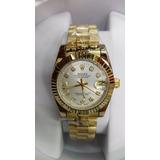 Reloj Rolex Para Dama Fucnional - Importado