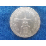 Moneda De Plata - Onza Troy - 1949 - 33.625 Gms - Ley 0.925