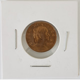 Moneda 5 Centavos Mexico Josefa Años 1965-1969