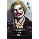 Joker Libro Batman Joker Dc Ecc En Castellano Comic Color