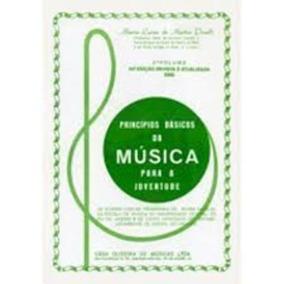 Princípios Básicos Da Música Para Juventude - Vol.2