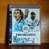 Fifa Soccer 09 Playstation 3 Juego Original Vendo O Cambio
