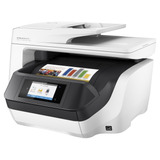 Multifuncional Hp Officejet Pro 8720 Con Sistema De Tinta