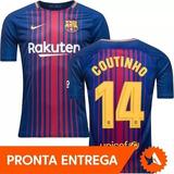 4d6527ac55 Fifa 17 Espanhol - Camisa Barcelona Masculina no Mercado Livre Brasil