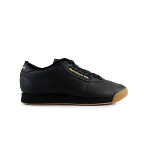 Tenis Reebok Classic Leather - Negro Con Café B58457