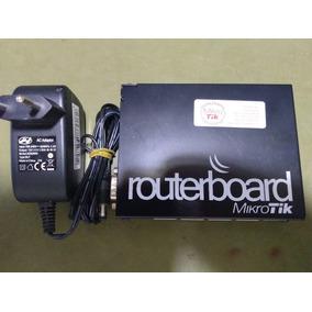 Mikrotik Routerboard Rb450 C\ Case- Usado Comfonte