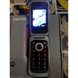 Celular Nextel I786 Rojo Boost Sin Usar Nuevo Caja Libre