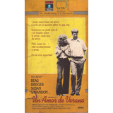 Un Amor De Verano Beau Bridges Susan Sarandon 1976 Vhs