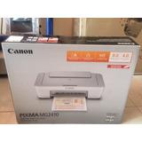 Impresora Multifuncional Canon (pixma Mg 2410)