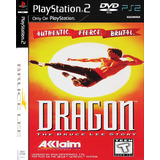 Bruce Lee Dragon - Playstation 2 - Ps2 - Frete 8 Reais