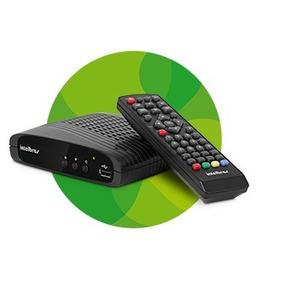 Conversor Digital E Gravador Para Tv Intelbras Cd636