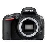 Nikon D5500 Cuerpo De Cámara Wi-fi Digital Slr (negro) (cert