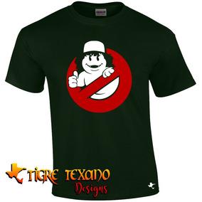 Playera Series Stranger Things Mod 03 Tigre Texano Designs