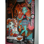 Monster High -intercambio Monstruoso- Marisol Coxi-lornamcne