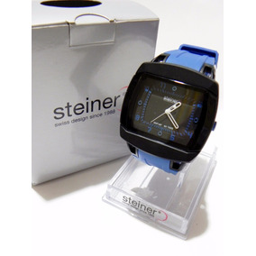 Mca. Steiner Reloj Para Caballero Anaolgo Deportivo.