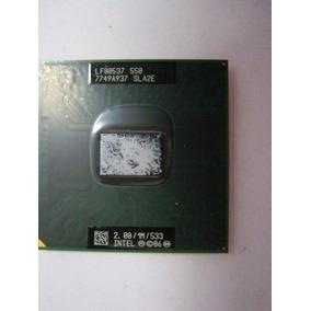 Intel® Celeron® Processor 550 (1m Cache, 2.00 Ghz, 533 Mhz