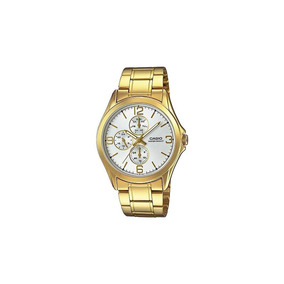 36d035a5fb1 Relógio Void V03c Watch Gold Casio - Relógios De Pulso no Mercado ...