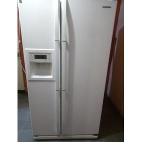 Refrigerador Samsung 26 Pies, Doble Puerta, Congelador.