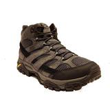 Botas Merrel Moab 2 Mid Waterproof Impermeables Trekking Man