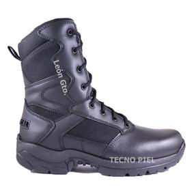 Botas Tacticas Policia Duty Gear Octactical 5.11 Negras Piel
