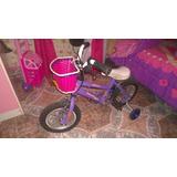 Bicicleta Para Niña (alrededor De 5 Años)