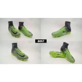 Guayos Botas Grama Nike Mercurial Futbol Niño + Envío