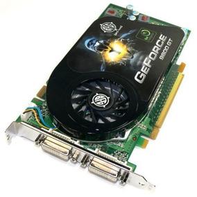 Placa De Vídeo Pci Express Bfg Tech Geforce 9800 Gt De 1 Gb