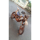 Moto Trilha Yz 200cc