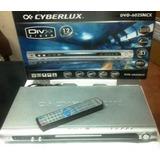 Reproductor Dvd Cyberlux Semi Nuevo Super Oferta