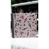 Carpeta 47 Street 3 Anillos N°3 Original Armonyshop