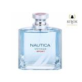 Perfume Nautica Voyage Sport Original Envió Gratis Meses