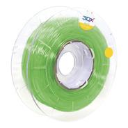 Filamento Pla Ht Verde Translucido 1,75 Mm | 500g 3dx
