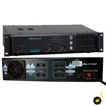 Amplificador De Potência Oneal Op 2700