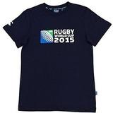 Camiseta Rugby Rwc 2015 Canterbury Niño