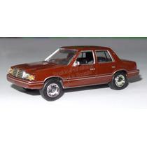 1:64 Plymouth Reliant 1983 Aries Dart K Motor Max