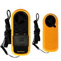 Anemómetro Portatil Velocidad Viento Medidor Eg