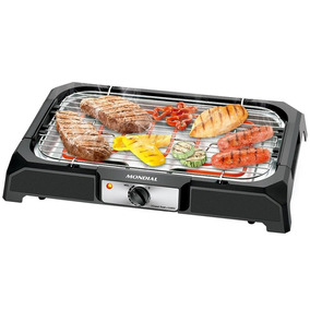 Churrasqueira Eletrica Steak Mondial 2000w Ch05 220v