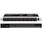 Behringer Ha8000 Amplificador Mezclador De Audifonos 8 Canal