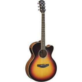 Violão Yamaha Cpx 500 Lll Ovs