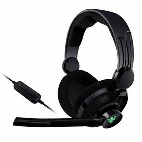 Fone Razer Carcharias 2013 Xbox 360 E Pc Headset - Open Box