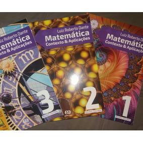 Coleção Matemática Contexto E Aplicações Dante Com Resposta