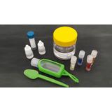 Material Didáctico -kit Ciencia Alcohol En Gel Perfumado