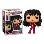 Funko Pop! Selena # 205 Con Detalle