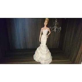 Barbie Vera Wang The Romanticist Bride Platinum Label Noiva