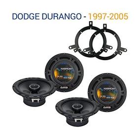 Dodge Durango 2002-2003 Altavoz Fábrica Reemplazo Harmony (2